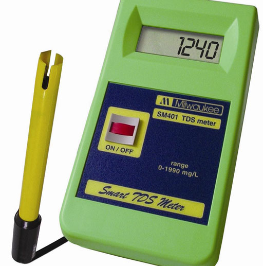Electrical Conductivity Meter : Field lab tds ph chlorine hardness nitrate